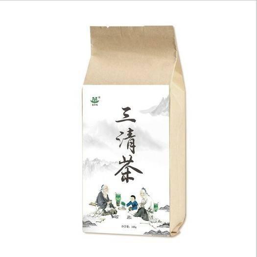 河南省周口市川汇区三清代用茶 三清茶口臭干苦口气组合花草茶火气大养生茶