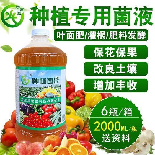 河南省郑州市金水区 蔬菜种植水培土培微生物叶面肥绿叶增产