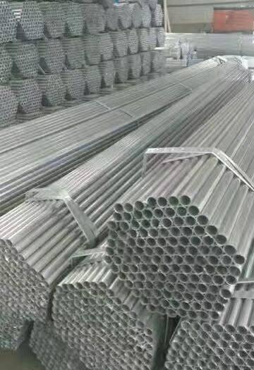 天津市静海区热镀锌管 镀锌管