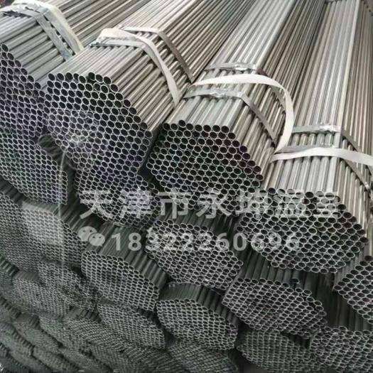 天津市静海区大棚杆 热镀锌大棚管 大棚骨架 整套配置