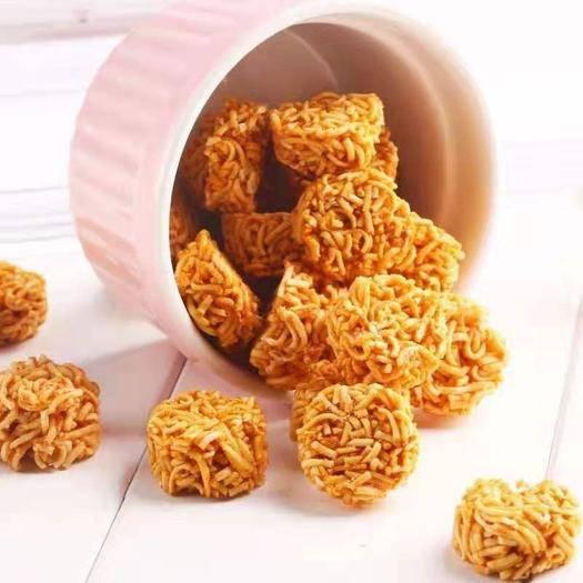 四川省成都市金牛区 厂家直销手工蔬菜卷燕麦酥黄金饺子休闲食品地摊热卖10元模式
