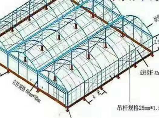 浙江省湖州市吴兴区养殖大棚 机不可失,时不再来。