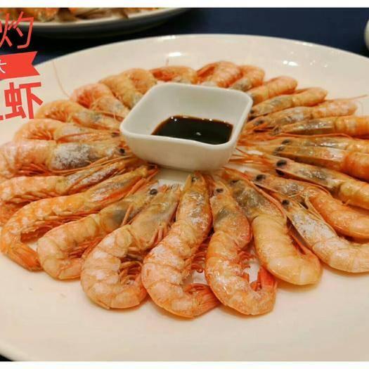 浙江省舟山市普陀区红虾 供应各类海鲜水产