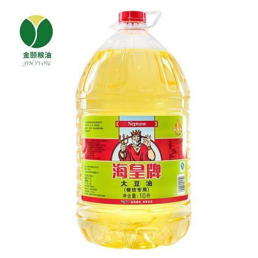天津市和平区 中粮出品餐饮厨房用10L大豆油