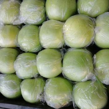 印度青蘋果大量上市蘋果印度脆甜多汁產地年后發貨