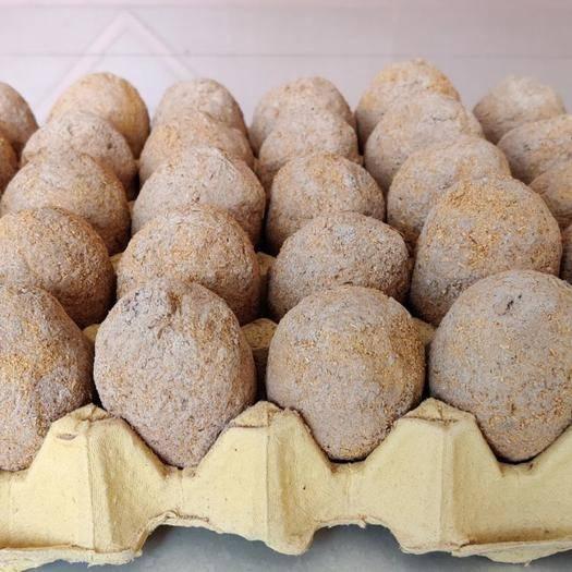 四川省南充市儀隴縣松花鴨蛋 松花蛋,裸蛋