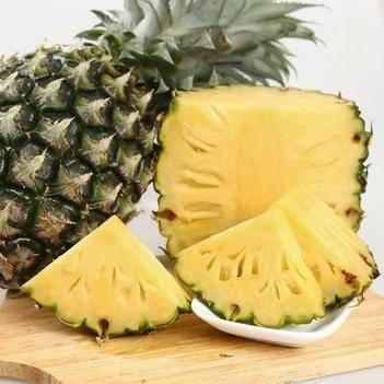 【切開即食】海南金鉆鳳梨 新鮮水果無眼手撕菠蘿鳳梨 無需沾