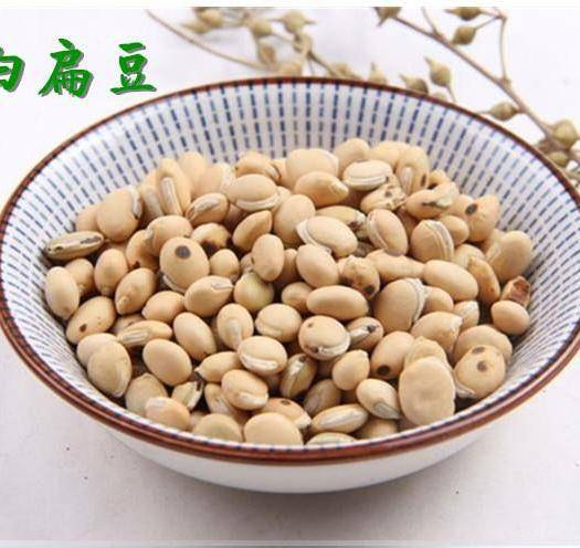 安徽省亳州市谯城区 中药材,炒白扁豆,一斤起包邮,无需运费