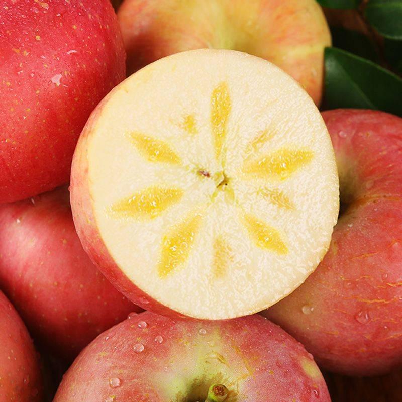 阿克蘇冰糖心蘋果家庭裝9斤