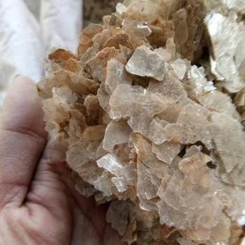 云母石 正品 矿石类中药材 干净一公斤起包邮