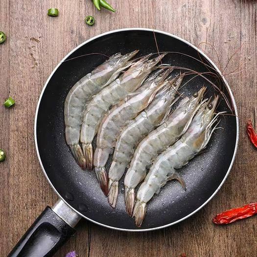 山东省青岛市即墨区 新鲜大虾青虾,一箱4斤,尺寸10—11cm