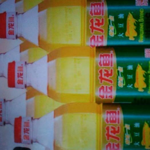 上海市黄浦区 金龙鱼纯正大豆油900ml