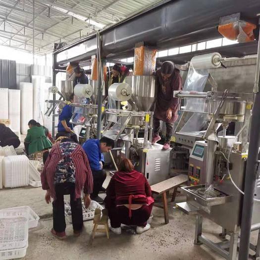 湖北省随州市曾都区菌菇装袋机 羊肚菌营养袋自动装袋热熔封口机