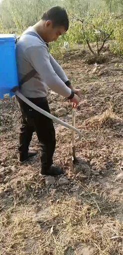 河北省衡水市景县施肥器 果树追肥器