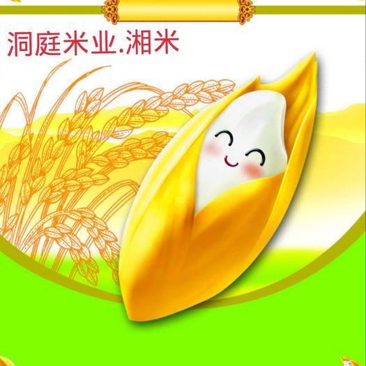 湖南省常德市安乡县黄花粘大米 黄花粘-珍珠米-优质米