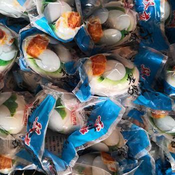 真空鴨蛋  真空雙黃鴨蛋  易于保存 運輸  大量供應