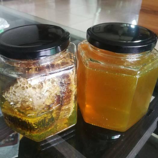 四川省瀘州市敘永縣土蜂蜜 玻璃瓶裝 2年以上 100%