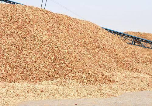 內蒙古自治區鄂爾多斯市準格爾旗 玉米芯