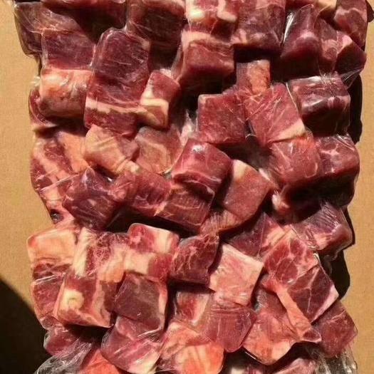山東省濱州市陽信縣牛肉粒 12-18個月
