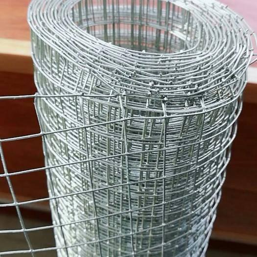 四川省雅安市雨城區護欄網/圍網 熱鍍鋅鐵絲防護網1.5米寬(高)
