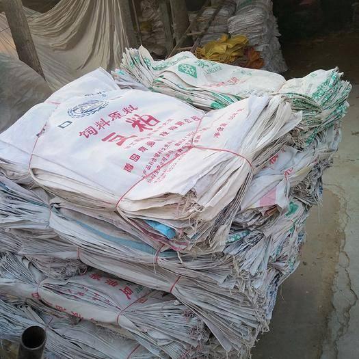 山東省臨沂市沂南縣 二手編織袋批發舊蛇皮袋舊飼料大號尿素編織袋