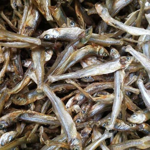 吉林省白山市靖宇縣小魚干 松花江,黃瓜香魚干,日本出口魚