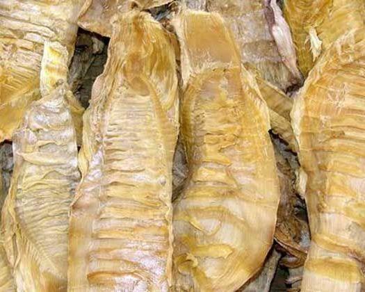湖南省株洲市醴陵市甜筍干 筍是竹子初從土里長出的嫩芽,味鮮美,可以做菜。竹為質化植物,