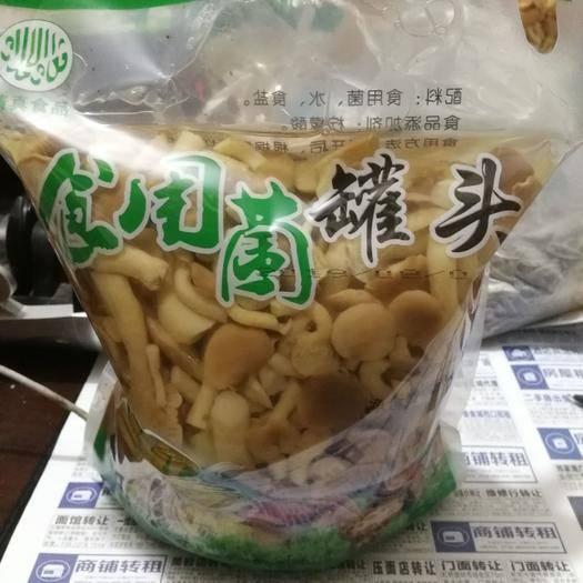 湖北省十堰市茅箭區野生菌罐頭 食用菌罐頭,姬菇,泡菇,袋裝食用菌,滿天星