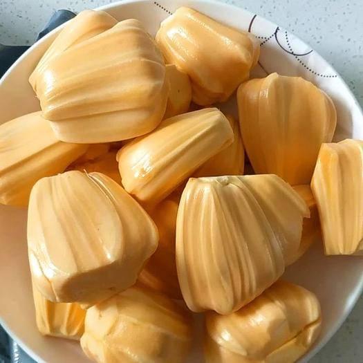 广西壮族自治区南宁市上林县 泰国进口菠萝蜜红心新鲜水果干苞红心菠萝蜜大果非海南黄心菠萝