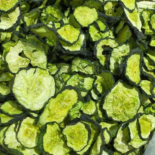 遼寧省沈陽市和平區脫水黃瓜干 黃瓜片~脫水純正干貨