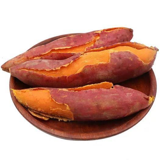 福建省漳州市漳浦縣 福建六鰲紅薯5斤/10斤 新鮮現挖香甜沙地蜜薯番薯紅苕地瓜