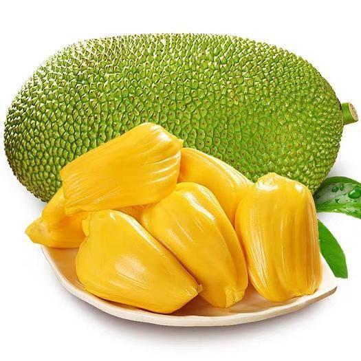 海南省三亞市海棠區 海南黃心菠蘿蜜,20—25斤,一個裝