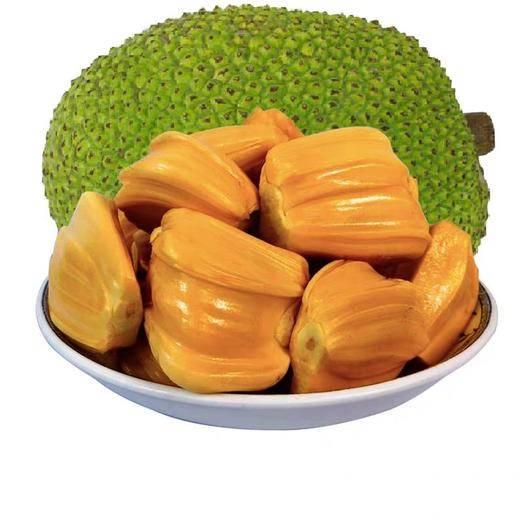 廣西壯族自治區崇左市江州區 越南紅心菠蘿蜜,6—8斤,一個裝。