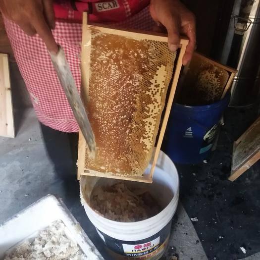 福建省莆田市涵江區 福建土蜂蜜無污染,山上放羊的枇杷蜜,蜂蜜可美顏治咳嗽