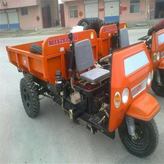 山東省泰安市泰山區運輸車 耗油量低載重拉貨工地翻斗車