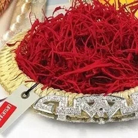 四川省成都市新都区 1克起批伊朗藏红花头期特级圆丝 10克可以用一年