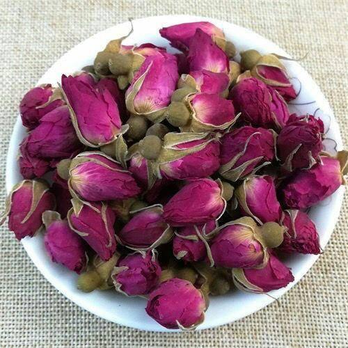 河北省保定市安国市 月季花优选不熏染 调经茶 同售玫瑰花茶 包邮24小时发货