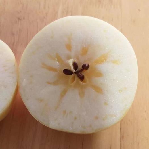 山东省烟台市莱山区 烟台苹果维纳斯黄金苹果非奶油富士