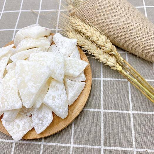 江苏省南京市栖霞区椰子干 椰子角 海南特产薄低糖椰肉1000g/500g/250g 糖