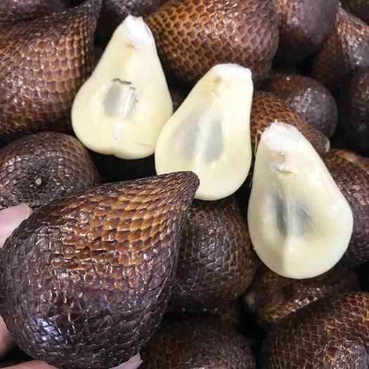上海市黃浦區 印尼進口蛇皮果,2斤裝,順豐包郵,通貨混裝