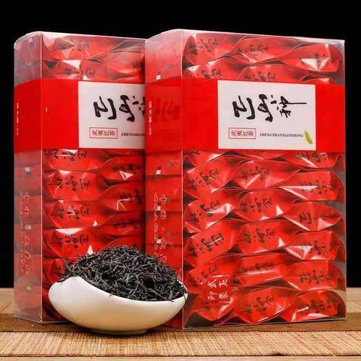 福建省泉州市安溪县 红茶 正山小种 武夷山桐木关红茶500克PVC盒装 茶叶