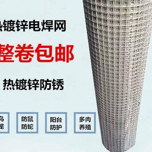 四川省雅安市雨城区护栏网/围网 热镀锌电焊铁丝网 3