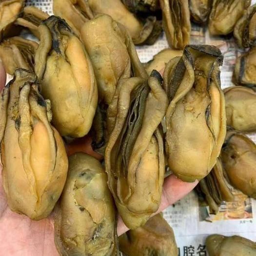广东省广州市荔湾区野生生蚝 生蚝干一斤20-22个左右,肉质肥厚