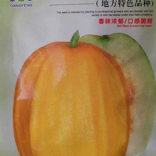 河南省商丘市夏邑县 金猪八方香瓜甜瓜种子小籽型 地方特色品种