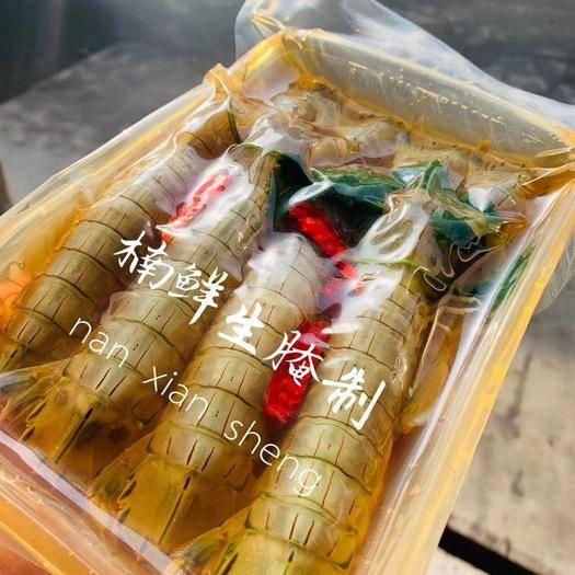 辽宁省丹东市东港市 精品椒盐活虾爬子