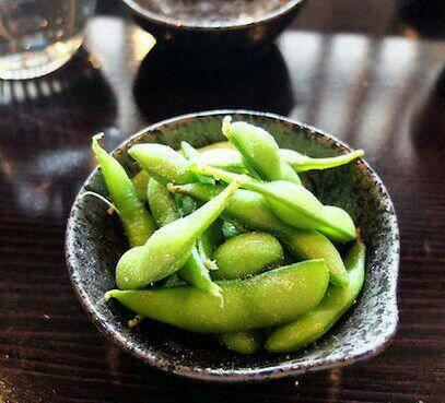 广东省广州市花都区 即食盐味毛豆日本枝豆八成熟绿色蔬菜下酒菜料理餐厅食材500