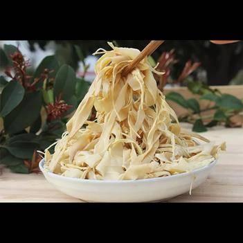 水煮生态竹笋干