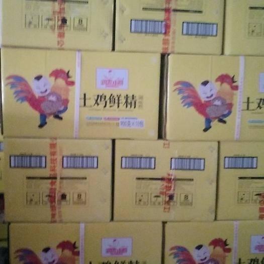 江苏省徐州市贾汪区鸡精 厂家直发 土鸡鲜精  味道鲜美 可放心使用