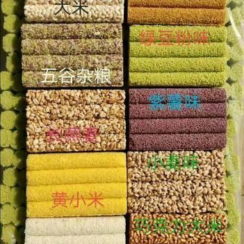 炒米糖,冻米糖,大米酥,小米酥