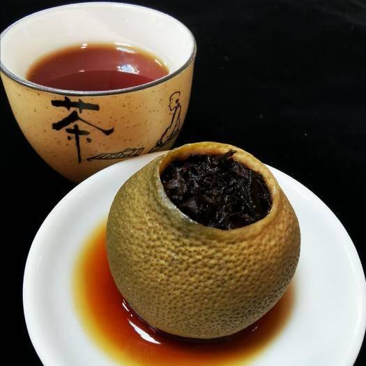 廣東省江門市新會區柑普茶 小青柑茶   500克